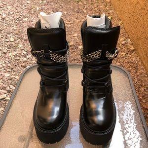 974f482cd3c0fb Puma Shoes - Puma Rihanna Fenty Wedge Boot